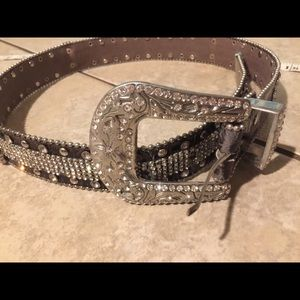 Accessories - Cute western rhinestone belt